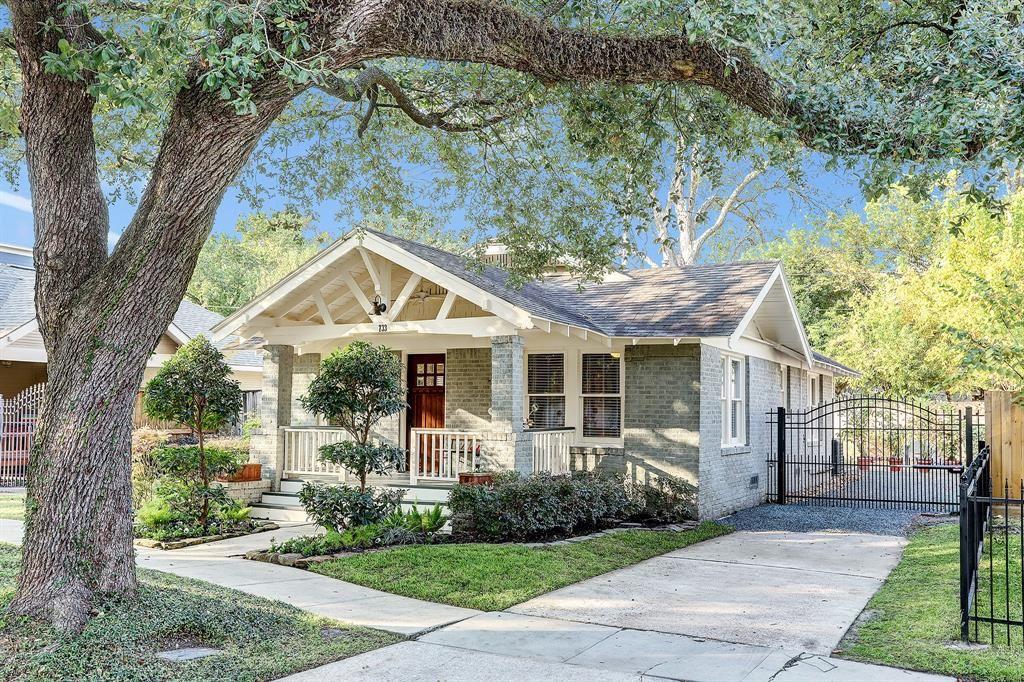 733 E 16th Street, Houston, TX 77008 - #: 75099283