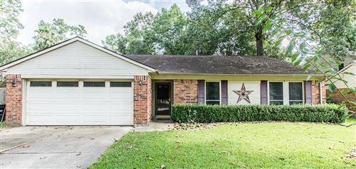 Photo of 5214 Creek Shadows Drive, Houston, TX 77339 (MLS # 81037284)