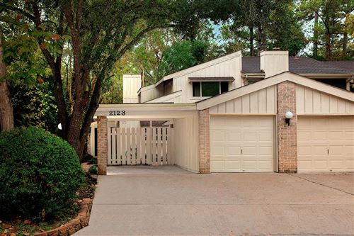 Photo of 2123 E Settlers Way, The Woodlands, TX 77380 (MLS # 65067286)
