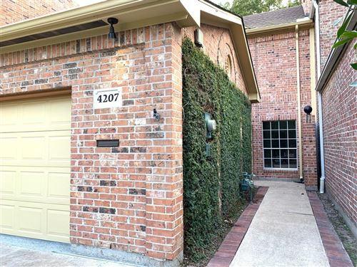 Photo of 4207 Purdue Street, Houston, TX 77005 (MLS # 8232286)