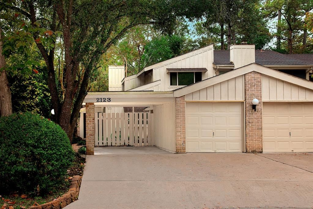 2123 E Settlers Way, The Woodlands, TX 77380 - MLS#: 65067286
