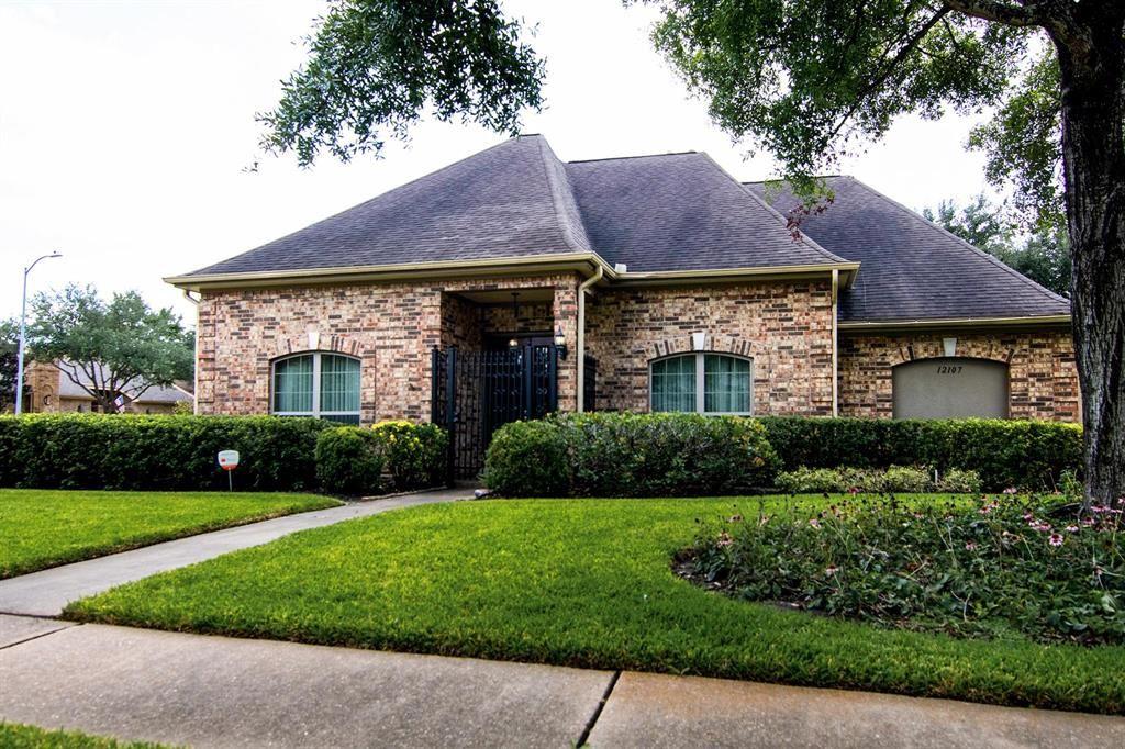 12107 Piping Rock Drive, Houston, TX 77077 - #: 15302287
