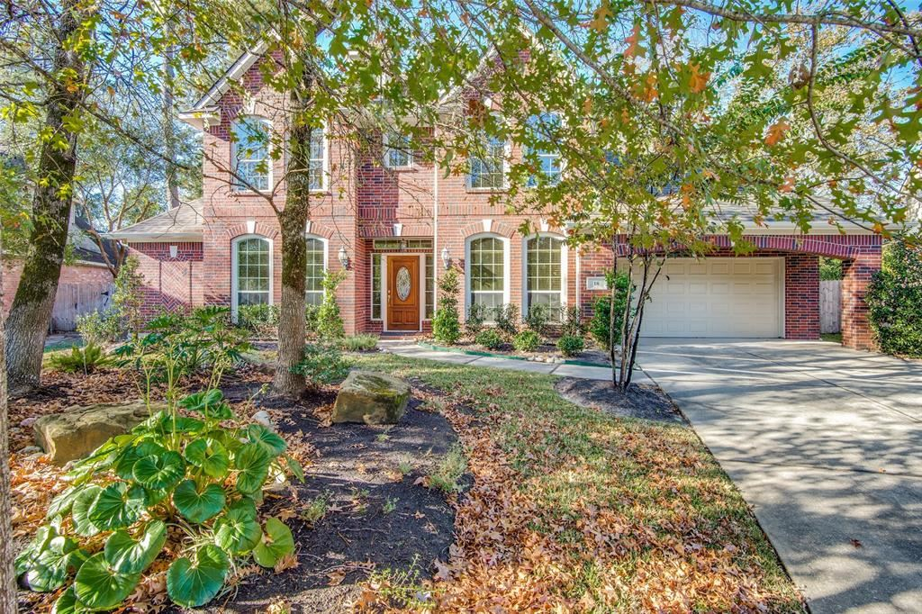 18 S Dulcet Hollow Circle, The Woodlands, TX 77382 - MLS#: 19993287