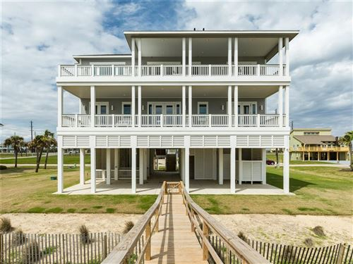 Photo of 18323 E De Vaca, Galveston, TX 77554 (MLS # 94607288)