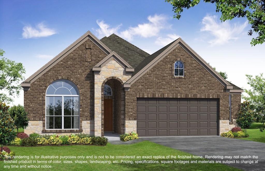 217 Bright Bluff Circle, Waller, TX 77484 - MLS#: 20390288