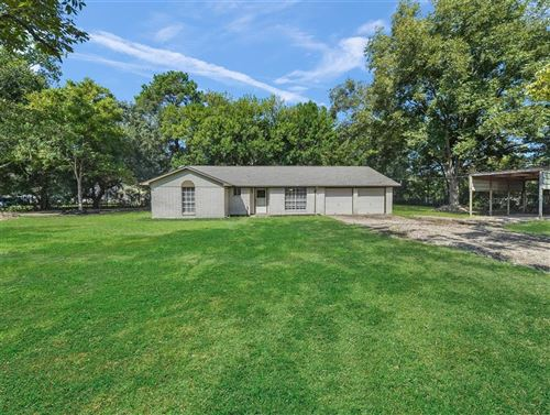 Photo of 23058 Mills Road, Porter, TX 77365 (MLS # 41704289)