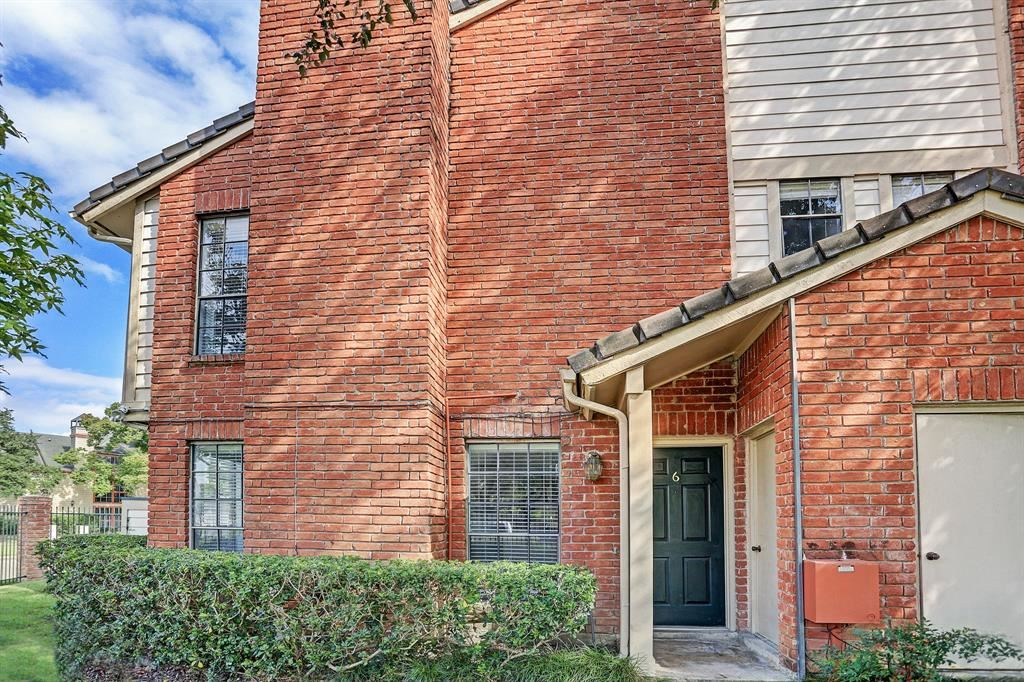 2211 S Kirkwood Road #6 UNIT 6, Houston, TX 77077 - MLS#: 45799289
