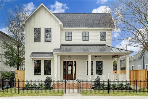 Photo of 1135 Waverly Street, Houston, TX 77008 (MLS # 41783292)