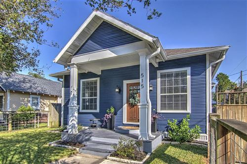 Photo of 515 W 14th Street, Houston, TX 77008 (MLS # 87786292)