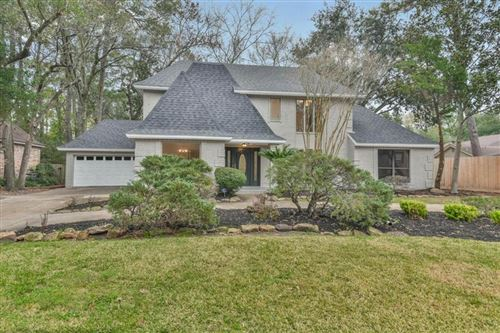 Photo of 3435 Sandy Forks Drive, Humble, TX 77339 (MLS # 24376293)