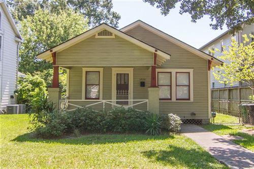 Photo of 1828 Cortlandt Street, Houston, TX 77008 (MLS # 39903293)