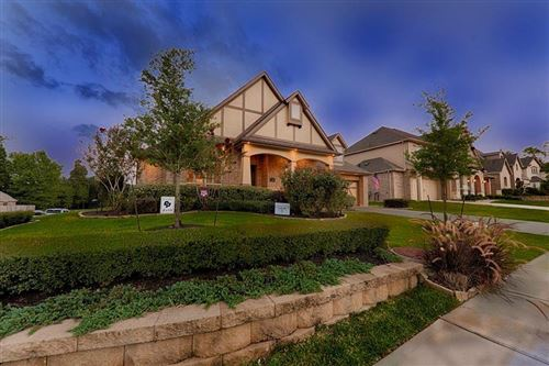 Photo of 46 Chestnut Meadow, Conroe, TX 77384 (MLS # 10945294)