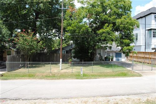 Tiny photo for 1735 W 22nd Street, Houston, TX 77008 (MLS # 3979294)