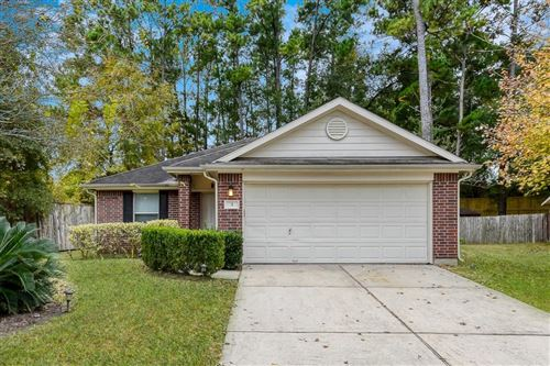 Photo of 3 Thicket Grove Place, The Woodlands, TX 77385 (MLS # 48358296)