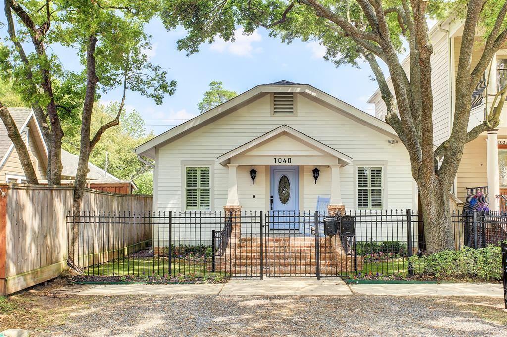 1040 Waverly Street, Houston, TX 77008 - #: 98284296