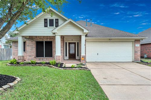 Photo of 8315 Major Blizzard Drive, Houston, TX 77089 (MLS # 91921300)
