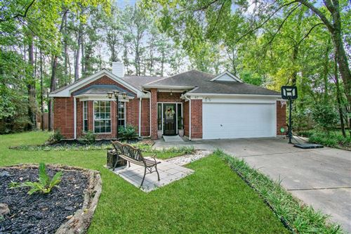 Photo of 87 Laughing Brook Court, The Woodlands, TX 77380 (MLS # 73287301)