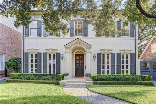Photo of 3777 Arnold Street, Houston, TX 77005 (MLS # 30181305)