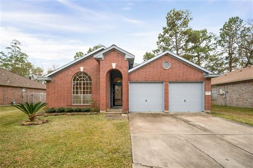 Photo of 3730 Woodlace Drive, Humble, TX 77396 (MLS # 30516305)