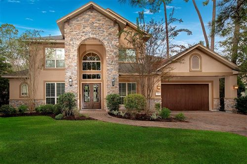 Photo of 39 PLAYER POINT, The Woodlands, TX 77382 (MLS # 73496305)