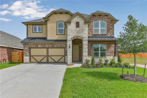 Photo of 4920 Stoney Way Lane, League City, TX 77573 (MLS # 44209306)