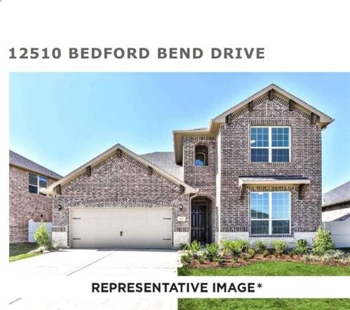 Photo of 12510 Bedford Bend Drive, Humble, TX 77346 (MLS # 67949306)