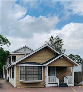Photo of 543 W 27th Street #A, Houston, TX 77008 (MLS # 74301307)