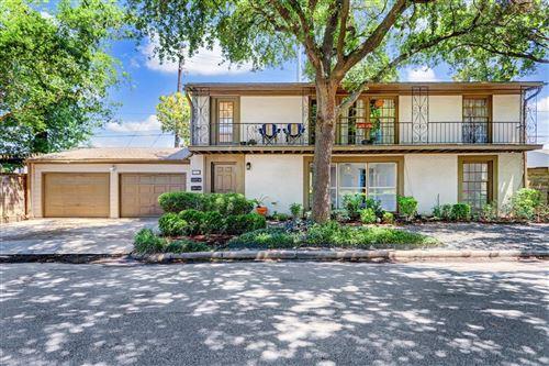 Photo of 1706 Vassar Street, Houston, TX 77098 (MLS # 27350309)