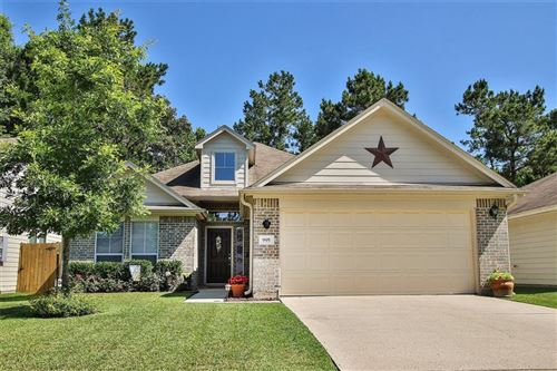 Photo of 995 Arbor Way, Conroe, TX 77303 (MLS # 51168310)