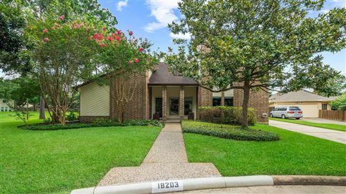 Photo of 18203 Heaton Drive, Houston, TX 77084 (MLS # 31437314)