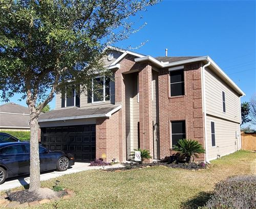 Photo of 20206 Appaloosa Ridge Drive, Humble, TX 77338 (MLS # 73234315)