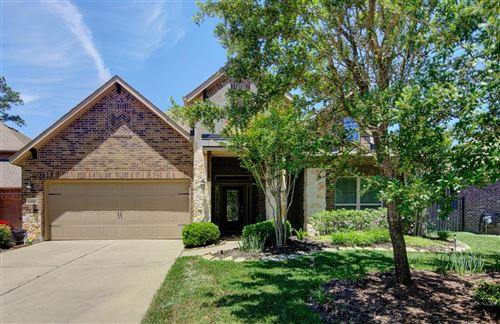 Photo of 143 W WADING POND Circle, The Woodlands, TX 77375 (MLS # 9580317)