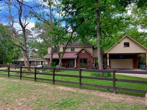 Photo of 6221 Ranch Lake Drive, Magnolia, TX 77354 (MLS # 76112319)