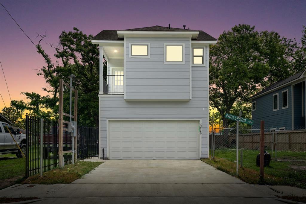 3416 Erastus Street, Houston, TX 77026 - MLS#: 26814320