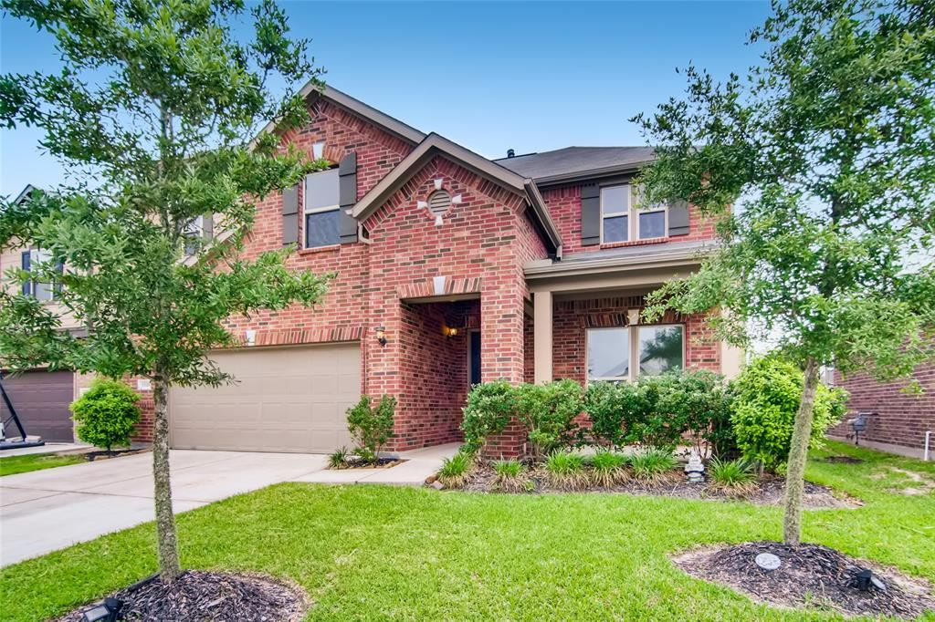 15518 Amber Manor Lane, Houston, TX 77044 - MLS#: 76390320