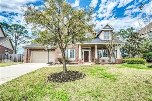 Photo of 12434 Morning Rain Drive, Tomball, TX 77377 (MLS # 10398321)