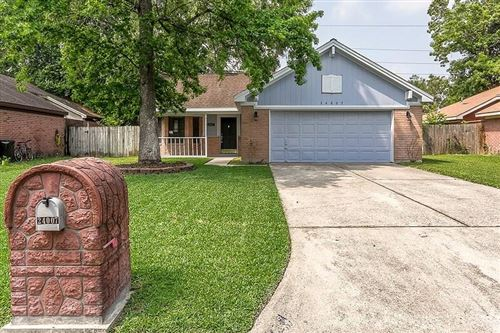 Photo of 24007 Leathergate Drive, Spring, TX 77373 (MLS # 55544321)