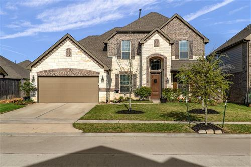 Photo of 18922 Hilltop Valley Drive, Cypress, TX 77429 (MLS # 60626321)