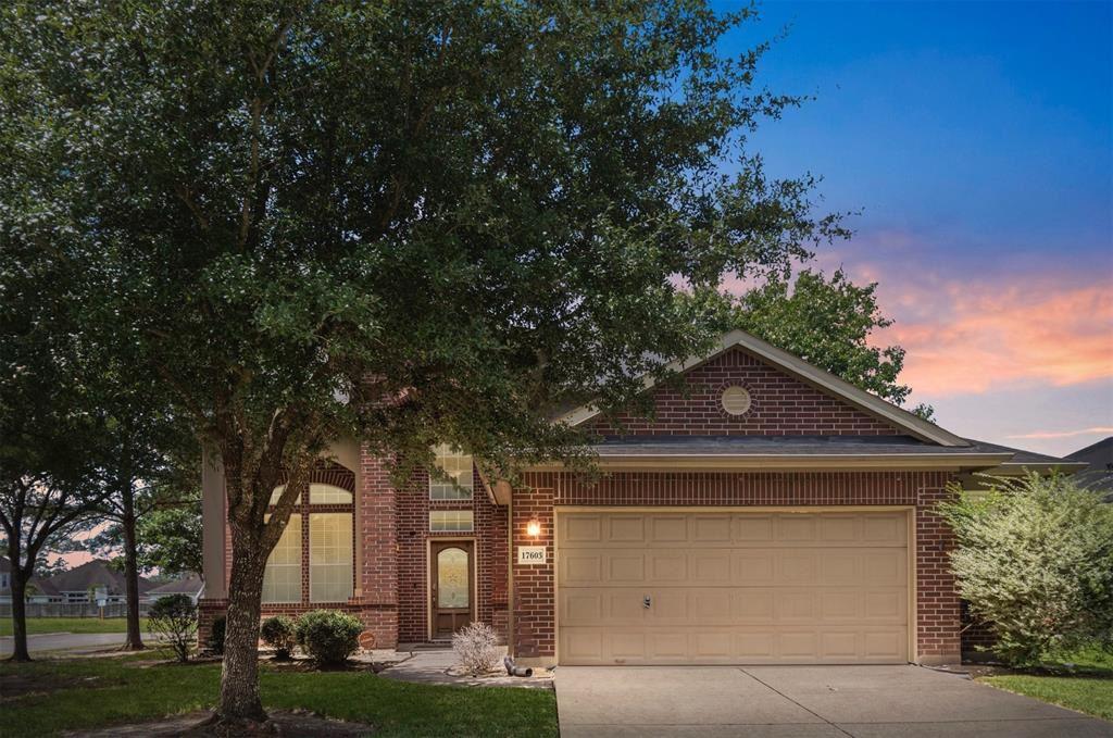 17603 Bryce Manor Lane, Humble, TX 77346 - #: 71461321