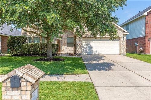 Photo of 7027 Mira Blossom Drive, Humble, TX 77346 (MLS # 13402322)
