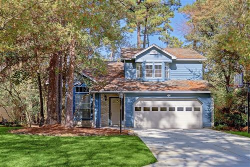 Photo of 194 E Pathfinders Circle, The Woodlands, TX 77381 (MLS # 82926324)