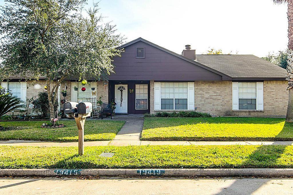 19419 Plantain Drive, Katy, TX 77449 - #: 10172326