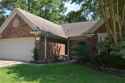 Photo of 11 Amber Fire Place, The Woodlands, TX 77381 (MLS # 27676327)