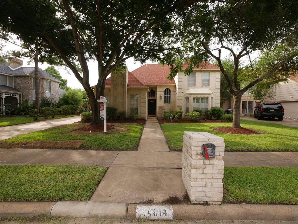 14814 Camino Rancho Drive, Houston, TX 77083 - MLS#: 73983327