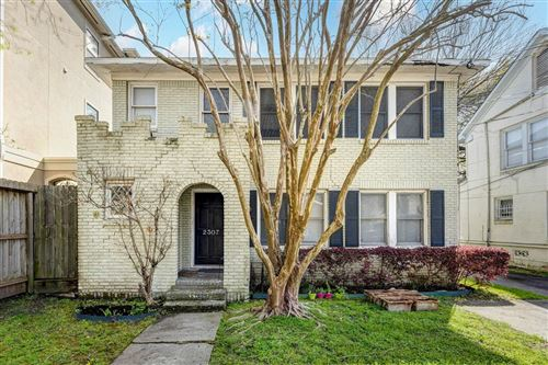 Photo of 2307 Driscoll Street, Houston, TX 77019 (MLS # 69459328)