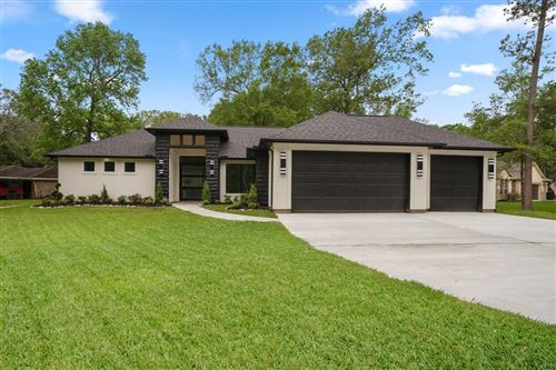 Photo of 2526 Gladiator Dr, New Caney, TX 77357 (MLS # 98846328)