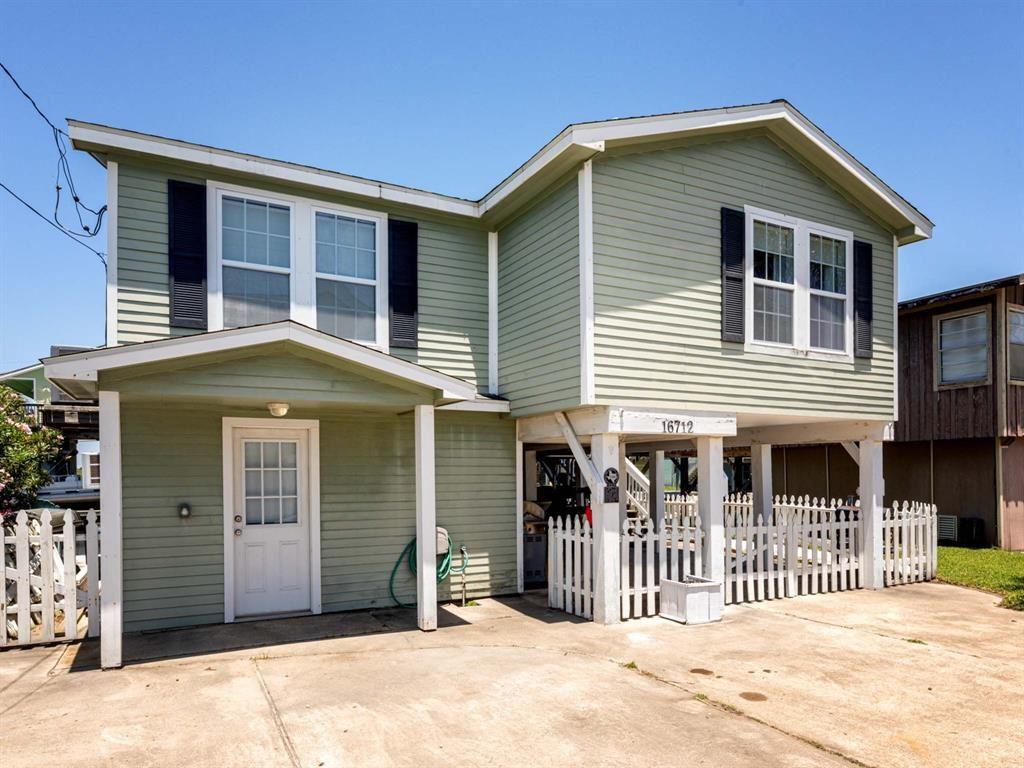 16712 Kingston Way, Jamaica Beach, TX 77554 - MLS#: 80718329