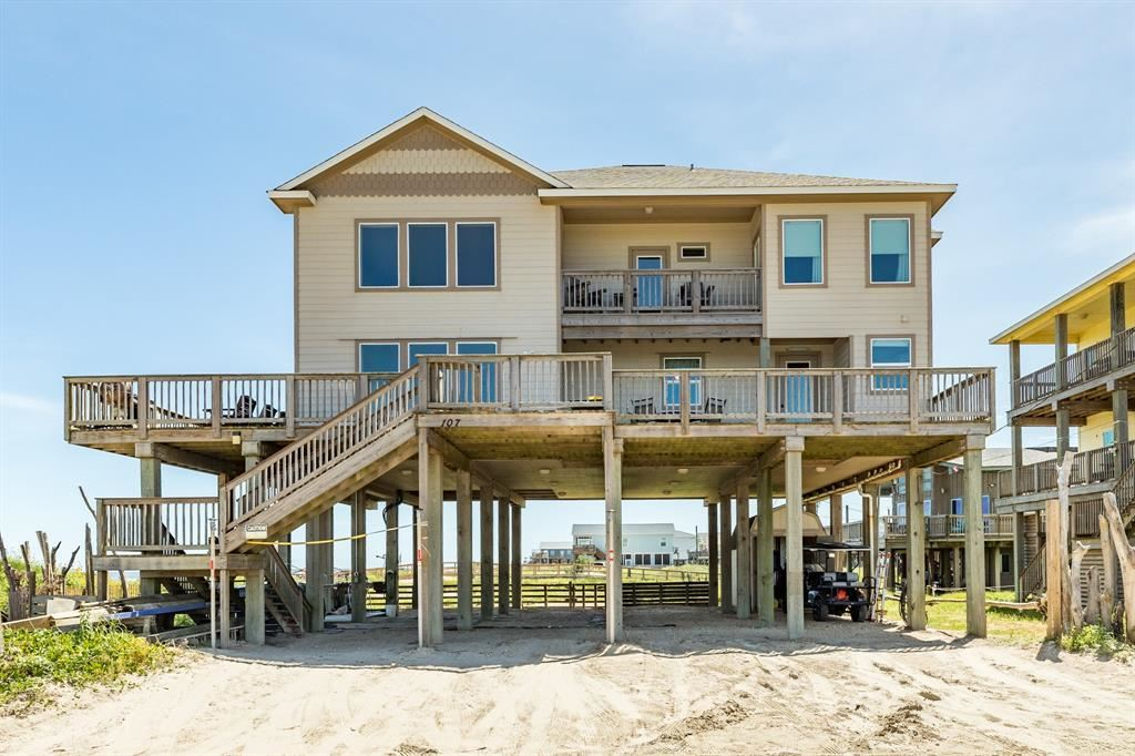 107 Yucca Avenue, Surfside Beach, TX 77541 - MLS#: 84609329