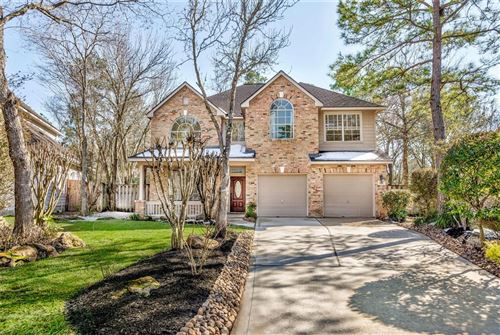 Photo of 206 Pale Sage Court, The Woodlands, TX 77382 (MLS # 37037332)