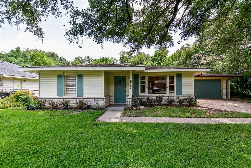 Photo for 4517 Brookwoods Drive, Houston, TX 77092 (MLS # 55284334)
